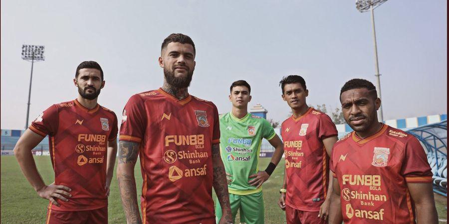 Borneo FC Ungguli Tuan Rumah Persela Lamongan di Babak Pertama