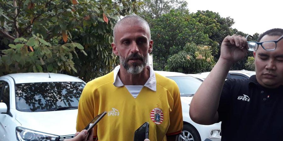 Soal Kedatangan Irfan Bachdim, Pelatih PSS Sleman Tak Ambil Pusing