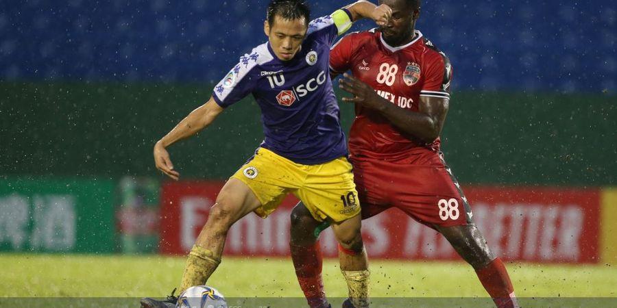 Hasil Final Piala AFC 2019, Gol Pemain yang Jebol Gawang Indonesia di Piala AFF Menangkan Hanoi FC