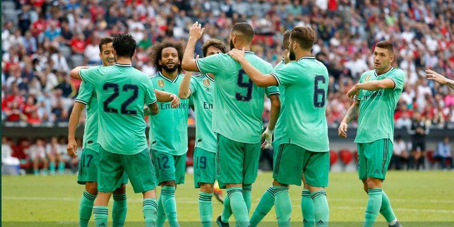 Real Madrid Bobrok di Pramusim, Rata-rata Kebobolan Tiap 28 Menit