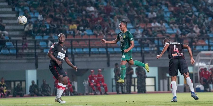 Gol Tunggal Irfan Jaya Buat Persebaya Sukses Kalahkan Persipura
