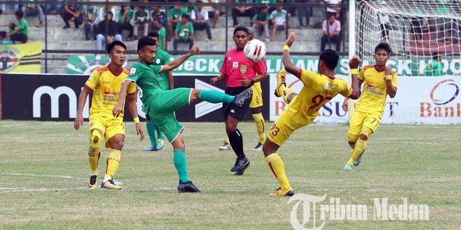 Kabar Terbaru Liga 2, PSMS Medan Vs Babel United Kembali Batal