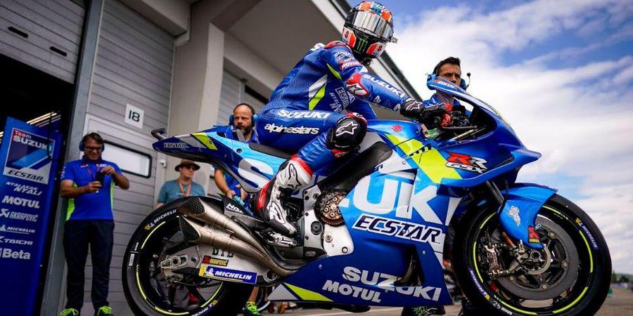 MotoGP Inggris 2019 - Alex Rins Soroti Cuaca dan Aspal Silverstone