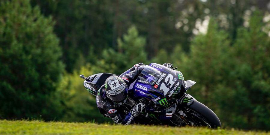 Berita MotoGP - Maverick Vinales Masih Jauh dari Marc Marquez