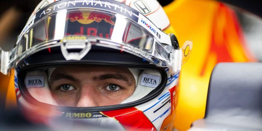 Komentar Max Verstappen Soal Penampilannya di Paruh Pertama Musim Ini