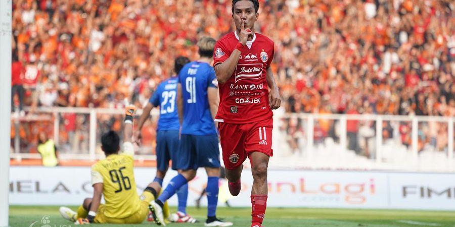 Klasemen Sementara Liga 1 2019 - Persija Tertahan di Zona Degradasi Setelah Diimbangi Arema FC