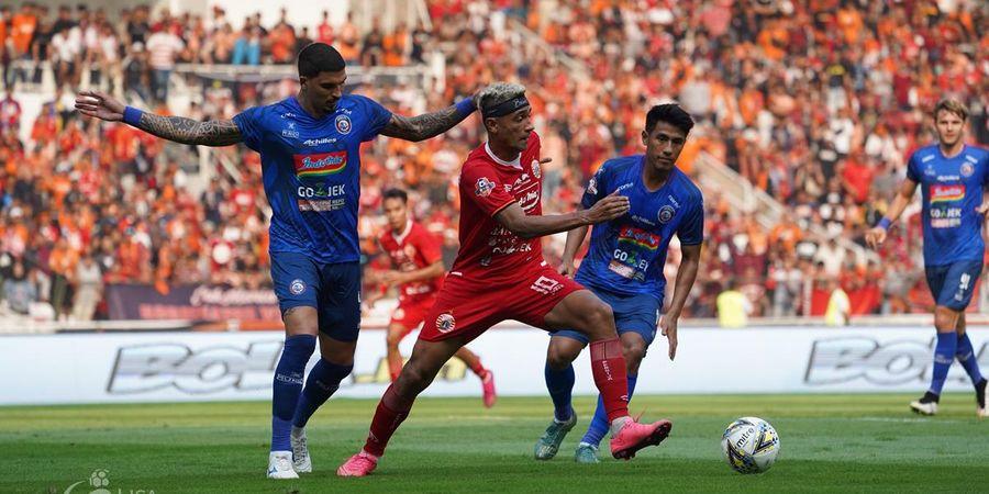 Pasca-kalahkan Kalteng Putra, Pelatih Persija Singgung Nasib Bruno Matos