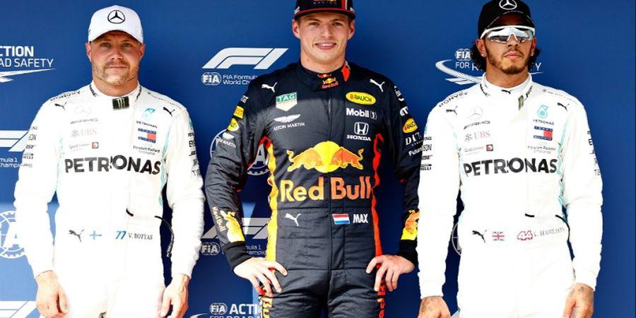 Potensi Mengemudi Max Verstappen Tercium Red Bull saat Berusia 15 Tahun