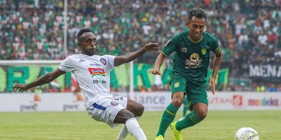 Belum Berhenti Berburu Pemain, Persita Resmi Rekrut Eks Arema FC