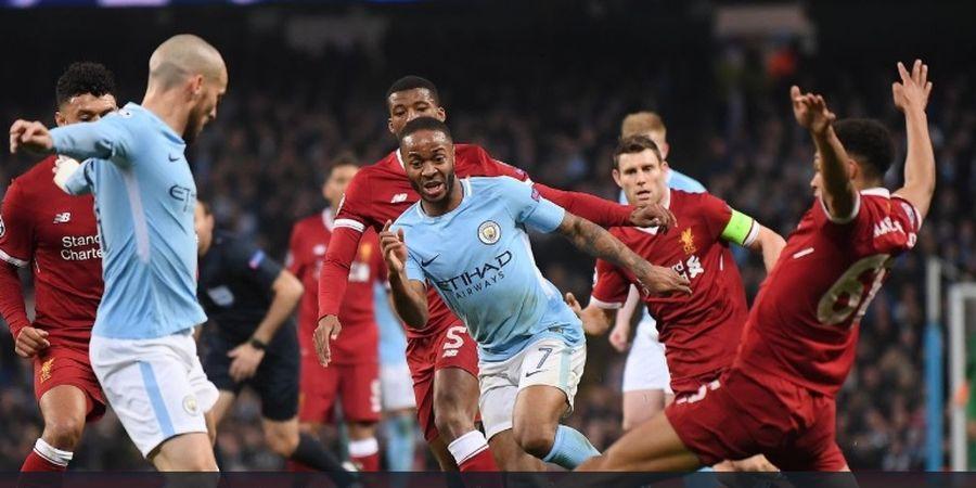 Live Streaming Liverpool Vs Manchester City - Bentrok Dua Rakasa