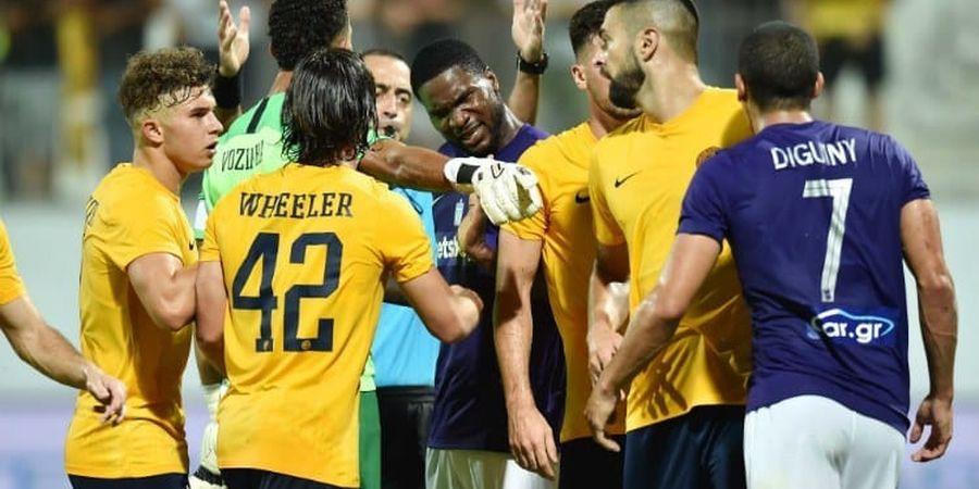 Main 38 Menit, Eks Penyerang Persija Ucapkan Goodbye pada Liga Europa