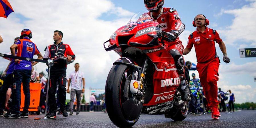 Danilo Petrucci Sebut MotoGP Republik Ceska 2019 Balapan Terburuknya