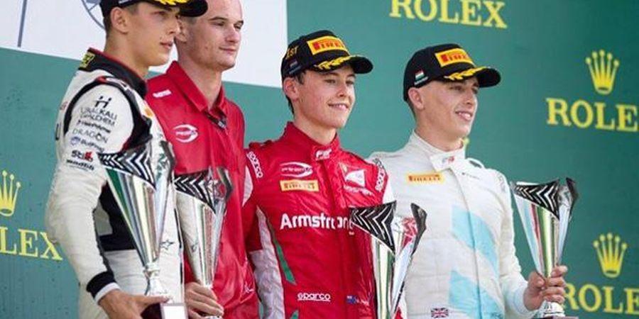 Sean Gelael Ikut Senang Mick Schumacher Menang di F2 GP Hungaria