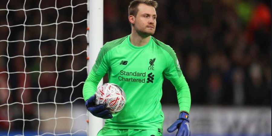 Semusim di Belakang Alisson, Simon Mignolet Tinggalkan Liverpool