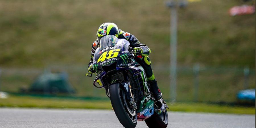 Sempat Diasapi KTM, Valentino Rossi Tuntut Yamaha Bekerja Lebih Keras
