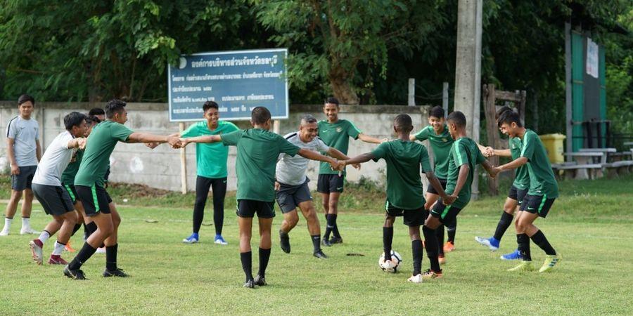 Cara Bima Sakti Jaga Kebugaran Para Pemain di Timnas U-15 Indonesia
