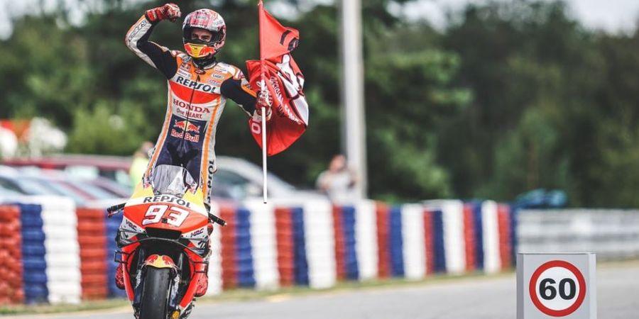 Crutchlow Sebut Semua Pembalap MotoGP Berhasrat Kalahkan Marc Marquez