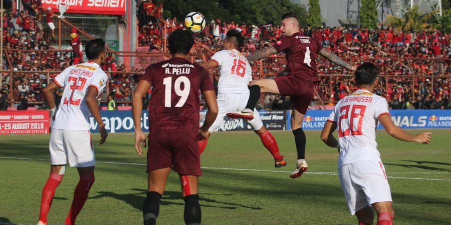 Gagal Juara Piala Indonesia, Persija Langung Move On dan Fokus ke Liga 1