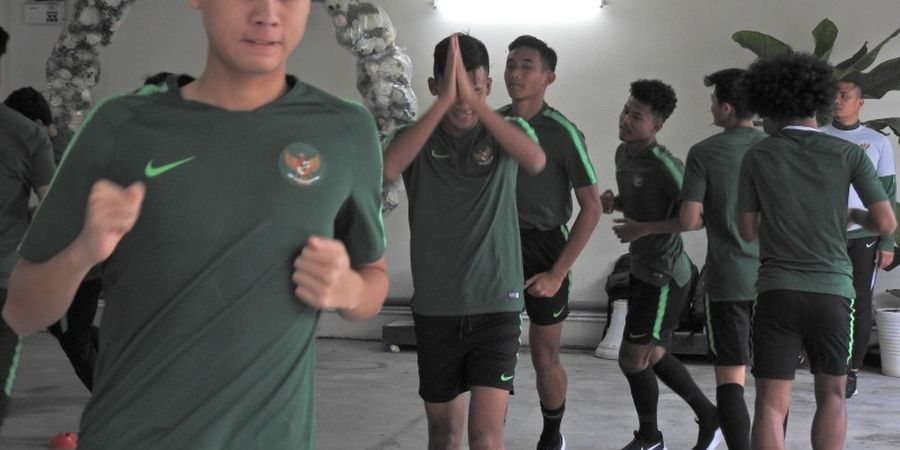 Piala AFF U-18 - Baru Babak Pertama, Timnas Indonesia Sudah Bantai Filipina