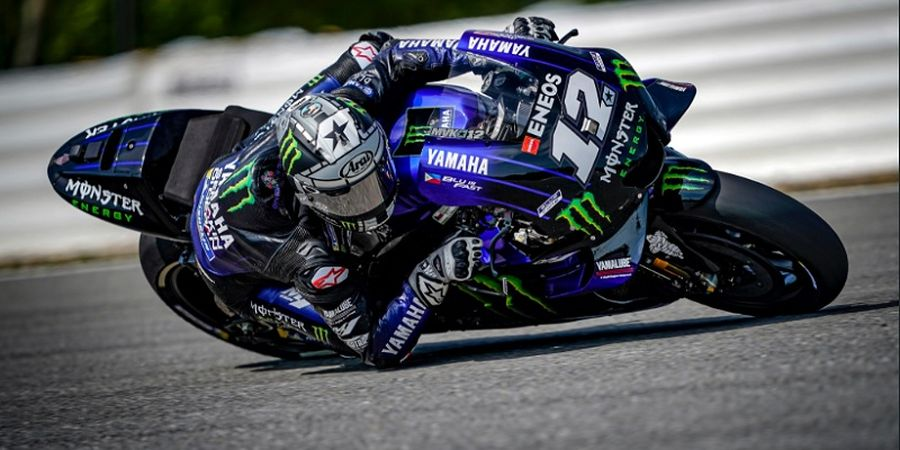 Meski Libur, Maverick Vinales Fokus Tingkatkan Performa Jelang MotoGP 2020