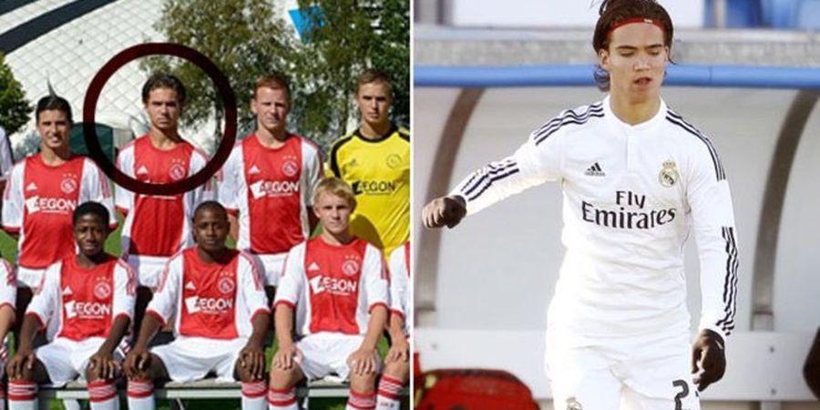 Real Madrid Resmi Buang Wonderkid Belanda Didikan Ajax Amsterdam