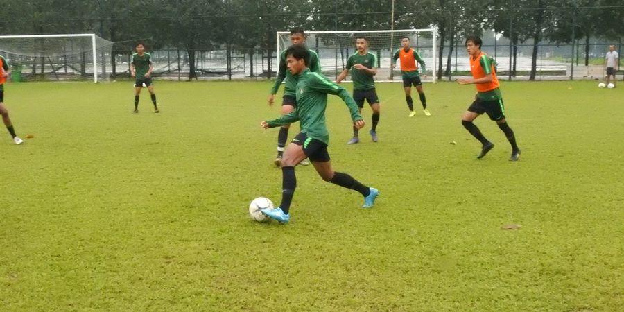 SEDANG BERLANGSUNG - Piala AFF U-18, Link Live Streaming Timnas U-18 Indonesia Vs Timor Leste
