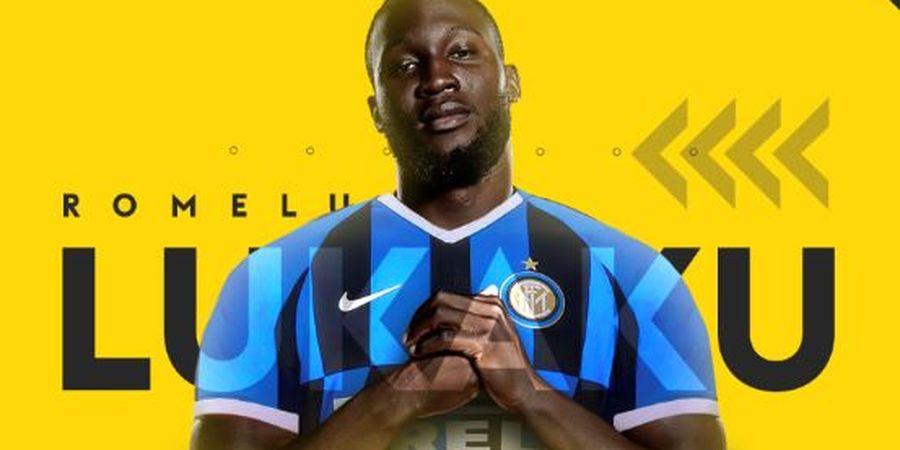Belum Datang, Lukaku Sudah Anggap Conte Pelatih Terbaik di Dunia