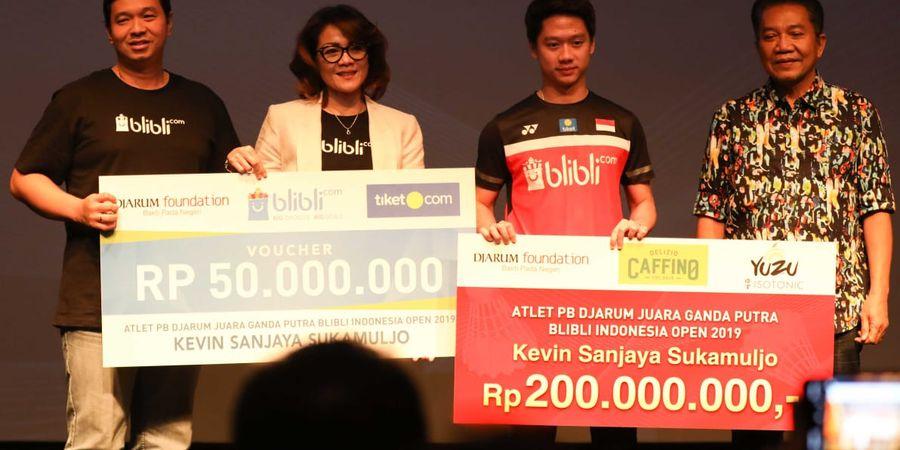Kevin Sanjaya Nilai Kekalahan Pada Thailand Open Jadi Bekal Menuju Kejuaraan Dunia 2019
