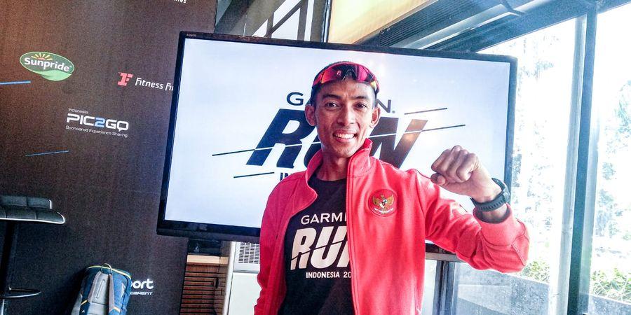Ini Tips dan Trik Menjadi Seorang Atlet Lari dari Agus Prayogo