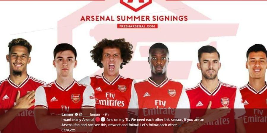 Arsenal Pilih Sikap Kalem di Bursa Transfer Musim Dingin 2020