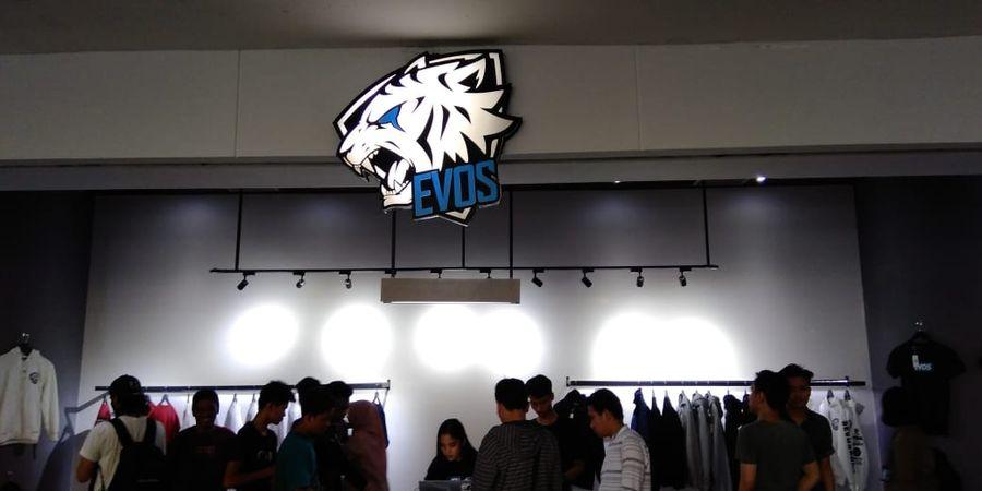 EVOSeSports Buka Flagship Store Pertama di Indonesia