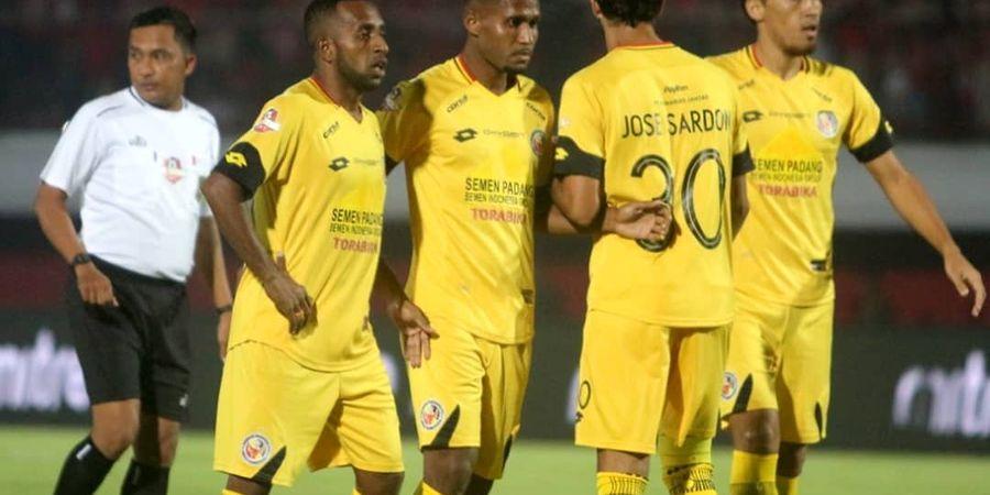 Weliansyah Bangga Semen Padang Akhirnya Menang di Liga 1 2019