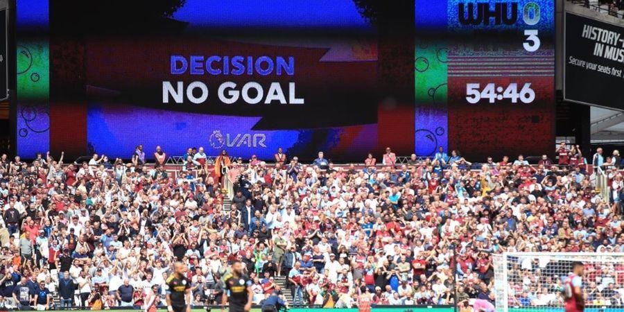 VAR Bikin Keputusan Bersejarah dalam Kemenangan Perdana Man City