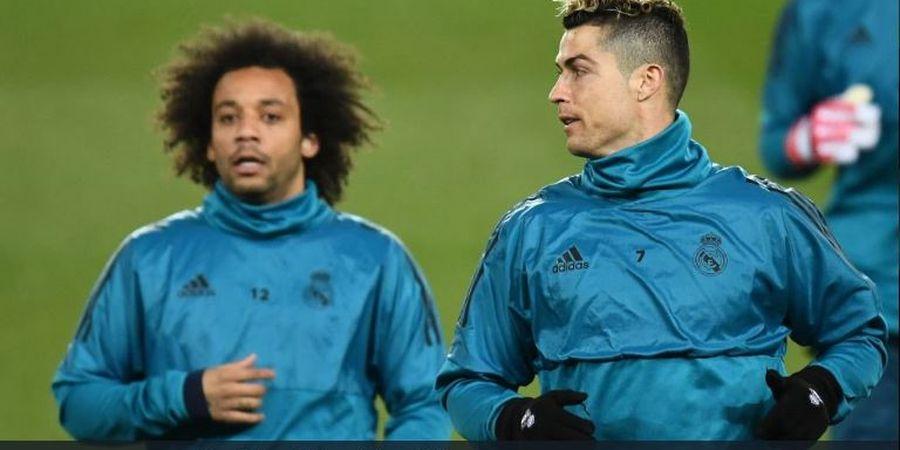 Virus Corona Kacaukan  Rencana Juventus Dekati Sobat Karib Ronaldo