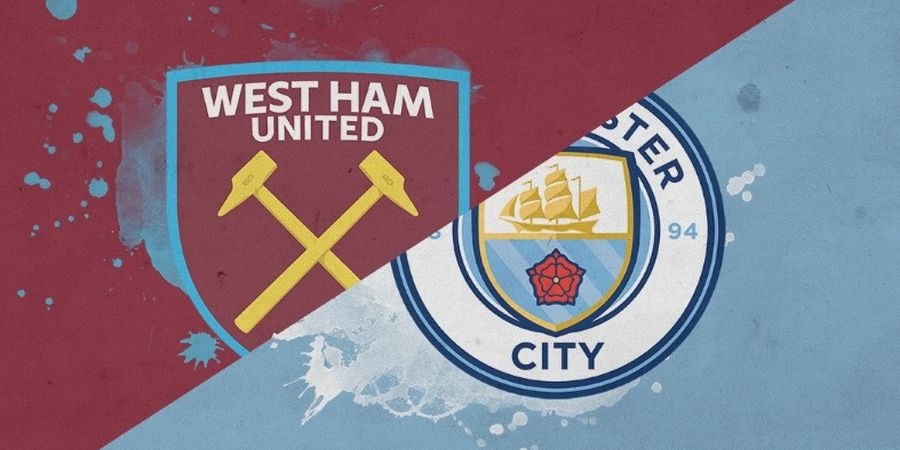 Starting XI West Ham Vs Man City - Dua Tim Turunkan Dua Debutan