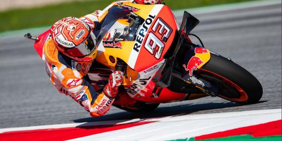 Klasemen Sementara MotoGP 2019 Usai GP Austria 2019 - Meski Tak Juara, Jarak Poin Marquez Makin Gendut