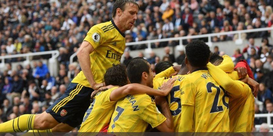 Berita Liga Inggris - Akhirnya, Arsenal Bisa Clean Sheet Juga!