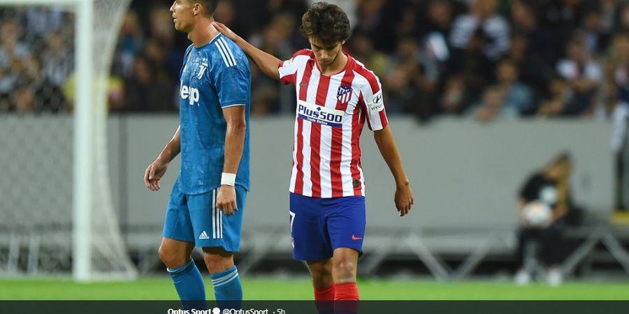 Prediksi Line-up Atletico Madrid Vs Juventus - Ronaldo Vs Titisannya