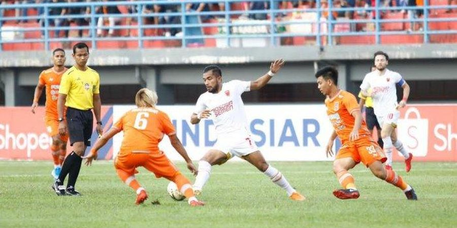 Para Pemain PSM Makassar Rayakan Iduladha di Samarinda