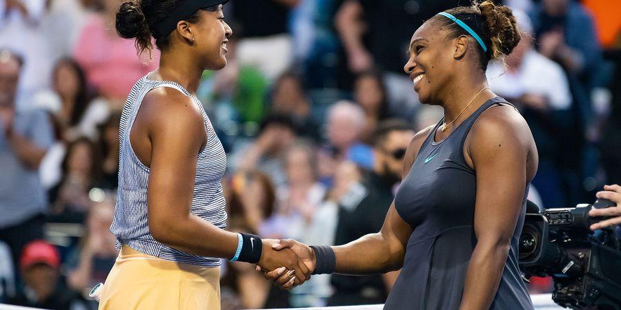 Naomi Osaka Tak Berani Bicara dengan Serena Williams, Federer, maupun Nadal
