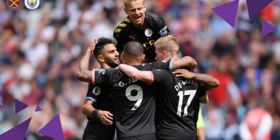 Berita Liga Inggris - Catatan Sempurna Manchester City DItantang Tren