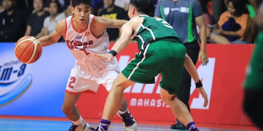 LIMA Basket Nationals - Perlawanan Perbanas Gagal Hadang UPH ke Final