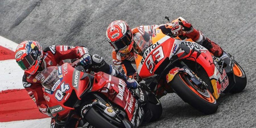 Klasemen Sementara MotoGP 2019 - Meski Kedua di Inggris, Marc Marquez Masih Digdaya