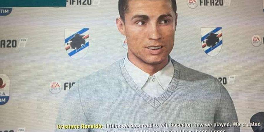 Pemain Seperti Ronaldo dan Messi Bisa Jadi Manajer di FIFA 20