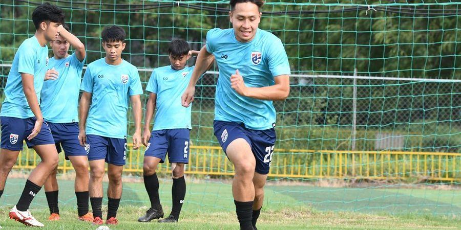 Terpuruk Lalu Gagal di Piala AFF U-18 2019, Thailand Masih 'Selamat'