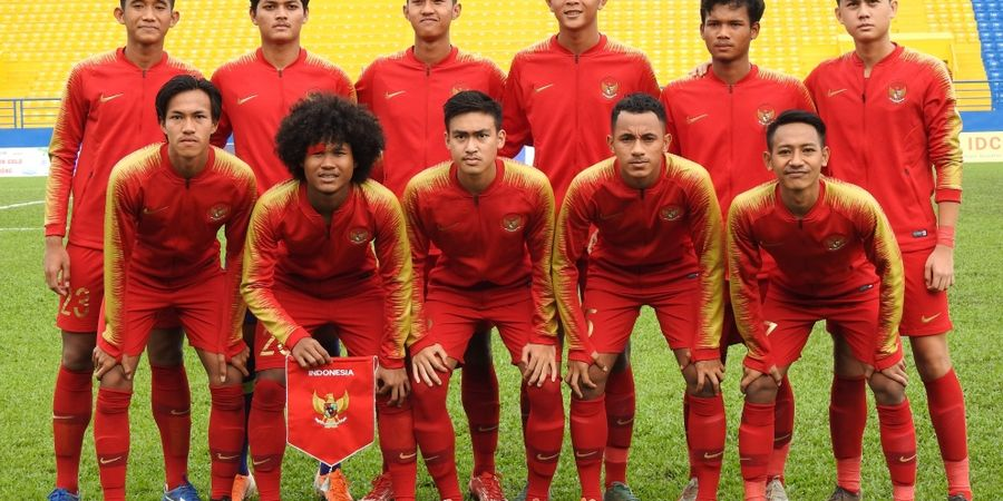 Link Live Streaming Timnas U-18 Indonesia Vs Laos, Penentuan Semifinal
