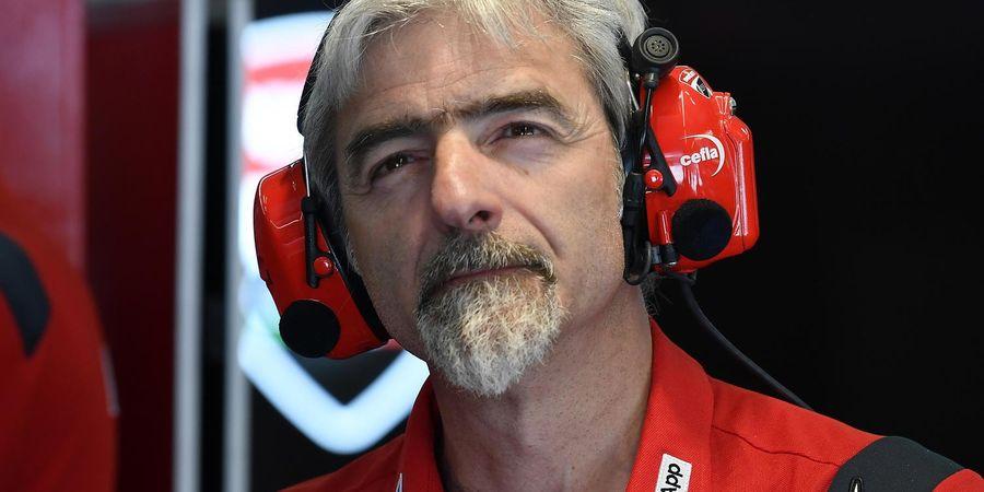 Orang Penting Ducati Merasa Marc Maquez Paling Diuntungkan Oleh Corona