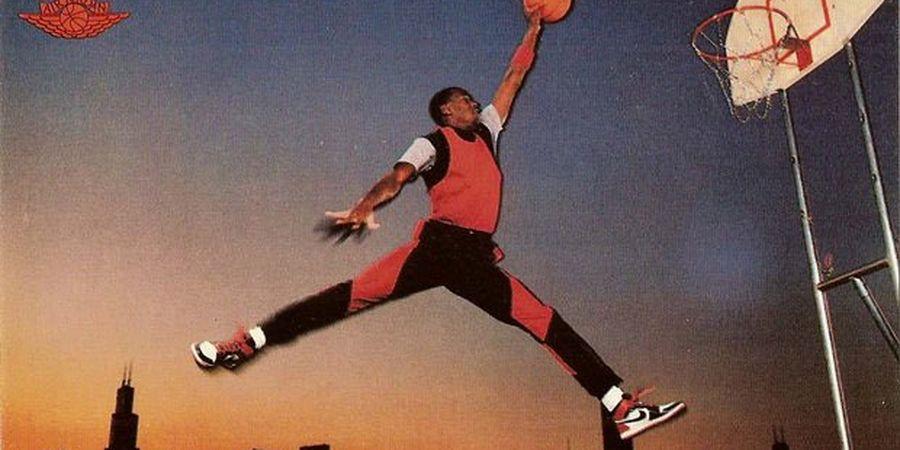 Kala Nike Membayar Denda Rp172 Juta Setiap Kali Michael Jordan Turun di NBA