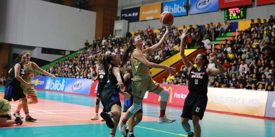 LIMA Basket Nationals 2019 - Universitas Pelita Harapan Rebut Gelar Perdana dari UEU