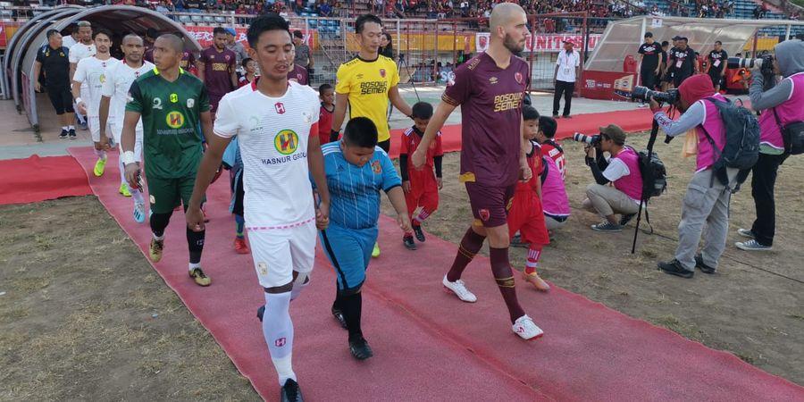PSM Makassar Bungkam Barito Putera di Stadion Mattoangin